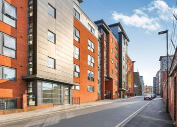 Thumbnail 1 bedroom flat for sale in Edward Street, Sheffield