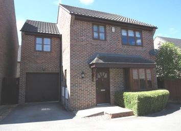 Thumbnail 4 bed detached house for sale in Perivale, Monkston Park, Milton Keynes