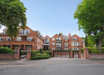 Thumbnail 3 bed flat to rent in The Villiers, Gower Road, Weybridge, Surrey