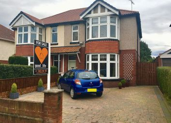 Thumbnail 4 bedroom semi-detached house for sale in Humbledon Park, Barnes, Sunderland