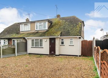 3 bed semi-detached house for sale in West Crescent, Canvey Island SS8