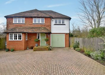 Lower Road, Woodchurch, Ashford TN26. 4 bed detached house