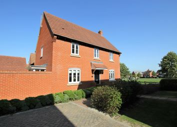 Thumbnail 4 bed detached house for sale in Oak Hill Lane, Didcot