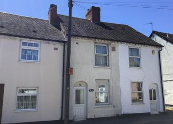 Thumbnail 2 bed terraced house for sale in Eastgate Street, Chase Terrace, Burntwood