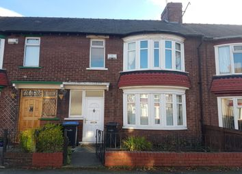 Thumbnail 3 bedroom terraced house to rent in Arncliffe Road, Middlesbrough