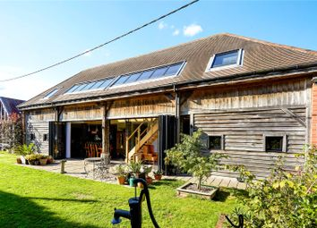 Thumbnail 4 bed barn conversion for sale in Horsham Road, Beare Green, Dorking, Surrey
