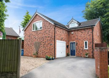 Thumbnail 4 bed detached house for sale in Fairhurst Lane, Standish, Wigan