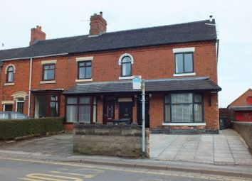 Thumbnail 3 bed town house for sale in Church Street, Audley, Stoke-On-Trent