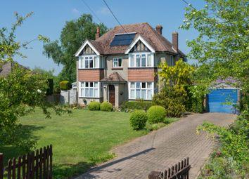 Thumbnail 3 bed detached house for sale in Sissinghurst Road, Biddenden, Ashford