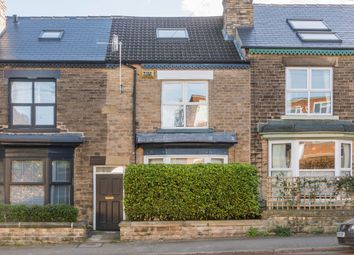 Thumbnail 3 bed terraced house for sale in Hunter House Road, Sheffield