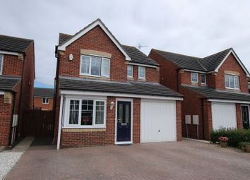 Thumbnail 3 bed detached house for sale in Trident Drive, Blyth