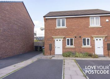 Thumbnail 2 bed semi-detached house for sale in Pel Crescent, Oldbury, West Midlands