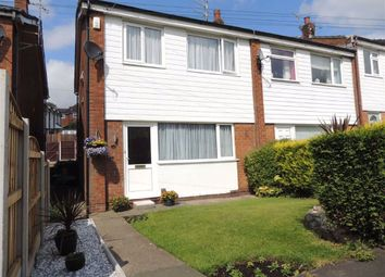 3 bed end terrace house for sale in Orchard Road, Compstall, Stockport SK6