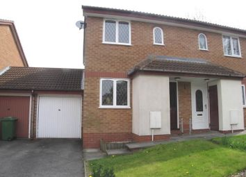 Thumbnail 2 bedroom semi-detached house to rent in Dunmaster Way, Stirchley, Telford
