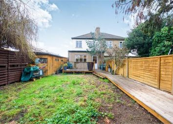 3 bed semi-detached house for sale in Amersham Avenue, London N18