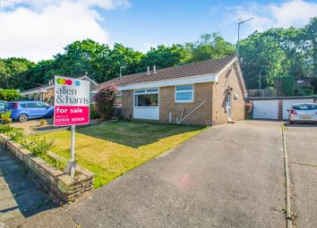 Thumbnail 2 bed semi-detached bungalow for sale in Rhiw'r Ddar, Taffs Well, Cardiff