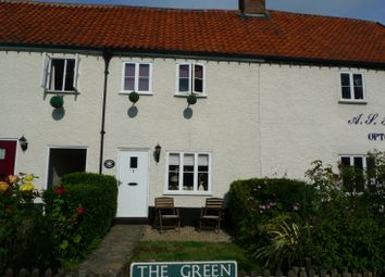 Thumbnail 2 bed cottage to rent in Calthorpe Cottages, The Green, Acle, Norwich
