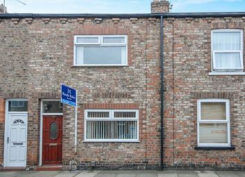 Thumbnail 3 bed terraced house to rent in Gladstone Street, Acomb, York