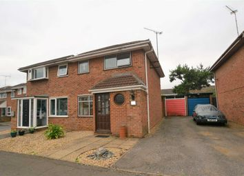 Thumbnail 3 bedroom semi-detached house to rent in Greenlaw Place, Bletchley, Milton Keynes