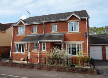 Thumbnail 3 bed semi-detached house for sale in The Shaulders, Taunton