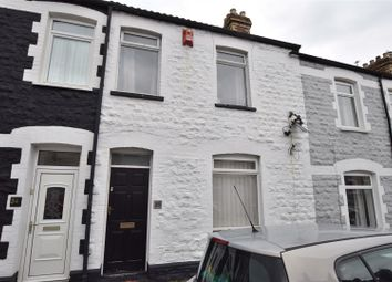 Thumbnail 3 bedroom terraced house for sale in Evans Street, Barry