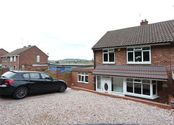 Thumbnail 3 bed semi-detached house for sale in Old Barn Road, Wordsley, Stourbridge