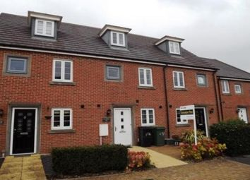 Thumbnail 3 bed terraced house to rent in Benham Road, Basingstoke