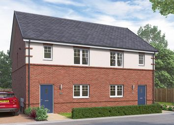 "Thumbnail 3 bed end terrace house for sale in ""The Pembridge"" at Harrowgate Lane, Stockton-On-Tees"