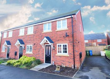 Thumbnail 2 bed terraced house for sale in Kempley Drive, Eastfield, Scarborough