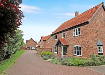 Thumbnail 4 bed detached house for sale in Collingwood Close, Poringland, Norwich, Norfolk