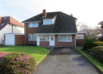 Thumbnail 4 bed detached house for sale in Thornton Crescent, Heswall, Wirral