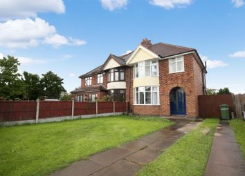 Thumbnail 3 bed semi-detached house for sale in Heathcote Road, Whitnash, Leamington Spa