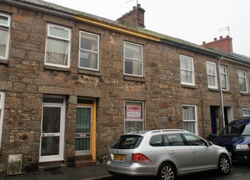 Thumbnail 2 bedroom terraced house for sale in Caldwells Road, Penzance