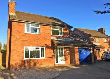 Thumbnail 4 bed detached house for sale in Leafield Close, Norton Fitzwarren, Taunton