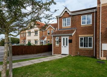 Thumbnail 3 bed end terrace house for sale in Ashby Meadows, Spilsby