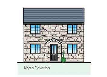 Thumbnail 3 bed detached house for sale in Forth Vean, Godolphin Cross, Helston