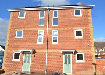 Thumbnail 3 bed town house to rent in Seldown Lane, Poole