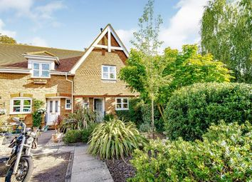 Pyrford, Surrey GU22. 4 bed end terrace house for sale