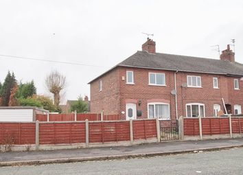 Thumbnail 3 bed semi-detached house for sale in Orton Road, Newcastle-Under-Lyme