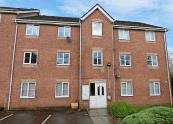 Thumbnail 2 bed flat for sale in Parkside Mews, Stanley Road, Whitefield, Manchester