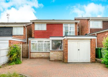 Thumbnail 4 bed detached house for sale in Lapworth Close, Greenlands, Redditch