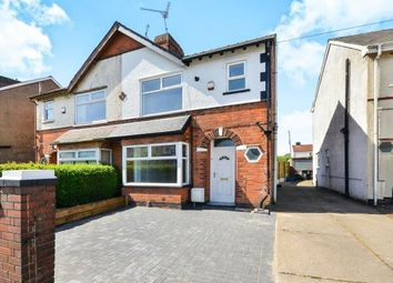 Thumbnail 3 bedroom semi-detached house for sale in Sutton Road, Kirkby-In-Ashfield, Nottingham, Notts