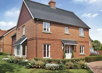 """Thumbnail 4 bedroom detached house for sale in """"The Fairford"""" at Sandy Lane, Waltham Chase, Southampton"""