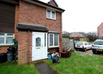 Thumbnail 1 bed end terrace house to rent in Andrew Close, Hainault, Ilford