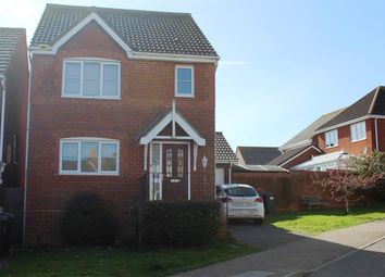 Thumbnail 3 bed detached house for sale in Beaulieu Drive, Stone Cross, Pevensey