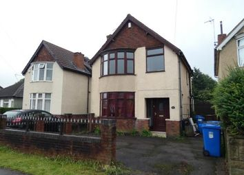 Thumbnail Property for sale in Weston Park Avenue, Shelton Lock, Derby, Derbyshire