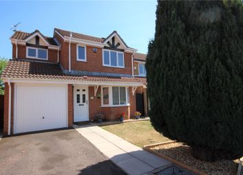 Thumbnail 4 bed detached house for sale in Great Meadow Road, Bradley Stoke, Bristol