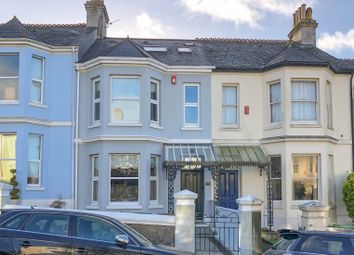 Thumbnail 5 bed terraced house for sale in Hermitage Road, Mannamead, Plymouth