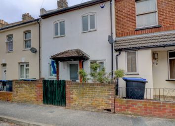 Thumbnail 3 bed terraced house for sale in Hillbrow Road, Ramsgate