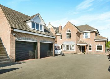 Thumbnail 6 bed detached house for sale in Engleton Lane, Brewood, Stafford